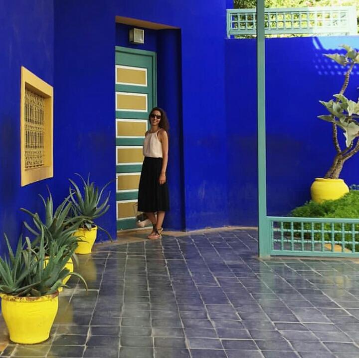 Lena, Marrakech
