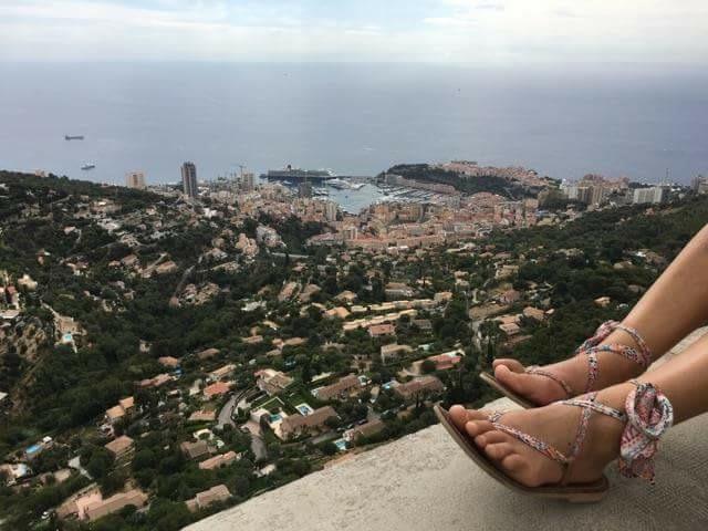 Claire, Monaco