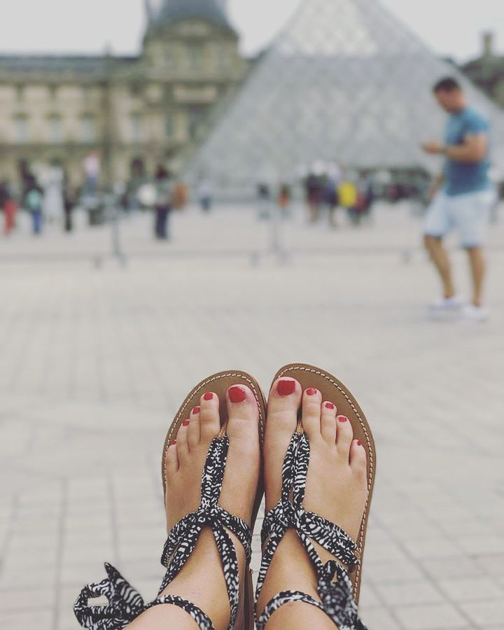 Charlotte, Paris *Louvre*