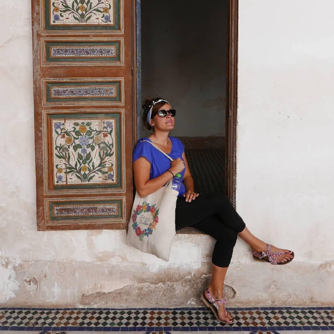 Aurélie, Marrakech