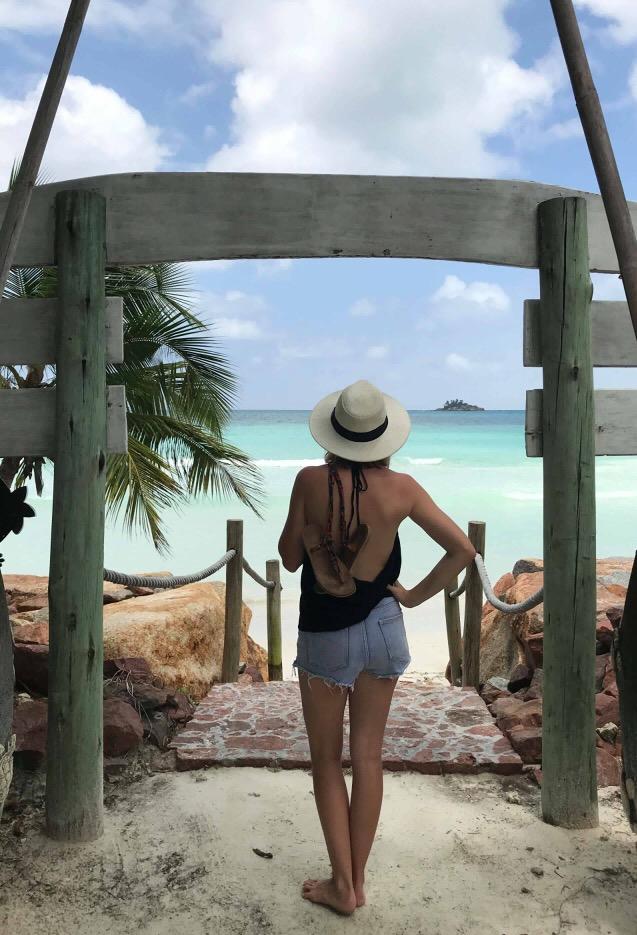 Coralie, Seychelles